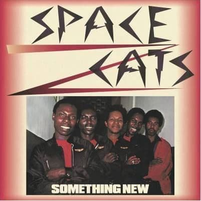 The Space Cats<br>Something New<br>LP, RE